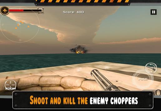Modern Navy Gunner Warfare - FPS Shooter Commando screenshot 8