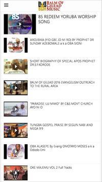BGM TV screenshot 4