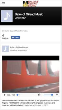 BGM TV screenshot 1