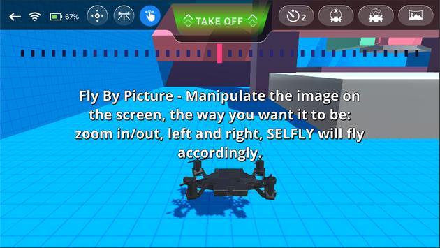 SELFLY simulator Screenshot 2