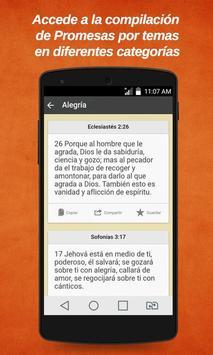 DIOS Hoy: Devocionales y Mensajes Cristianos screenshot 2