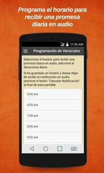 DIOS Hoy: Devocionales y Mensajes Cristianos screenshot 5