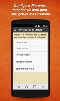 DIOS Hoy: Devocionales y Mensajes Cristianos screenshot 6
