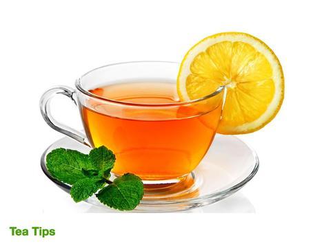 Tea Tips poster