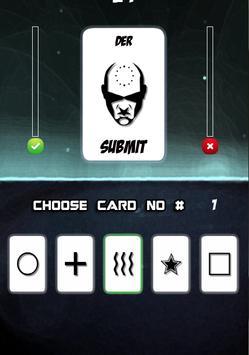 ESP Challenge apk screenshot
