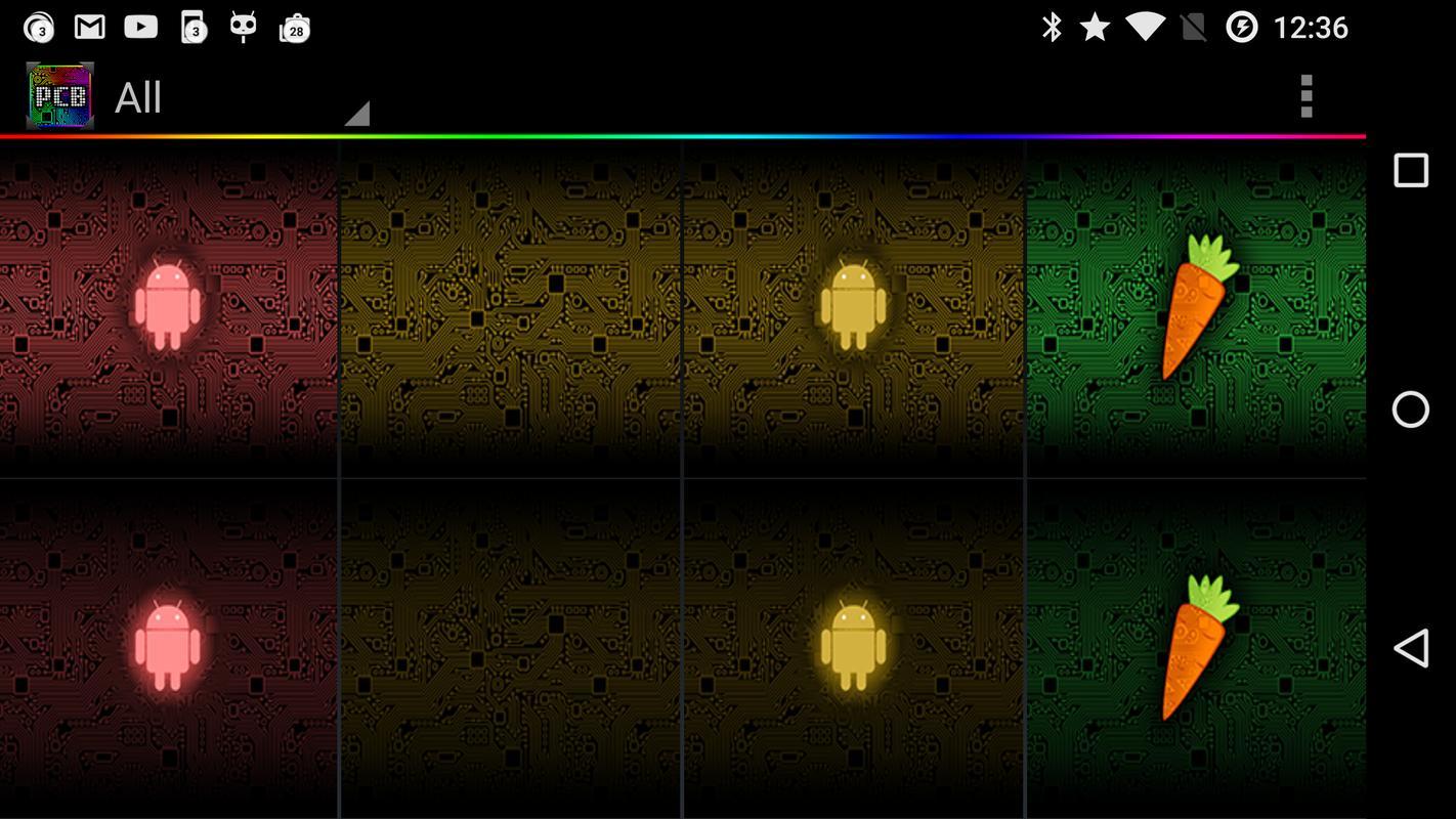 Pcb circuit board wallpapers para android apk baixar - Circuit board wallpaper android ...