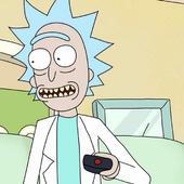 Rick and Mort de rire icon