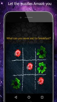 Riddles Games Brain Teasers poster