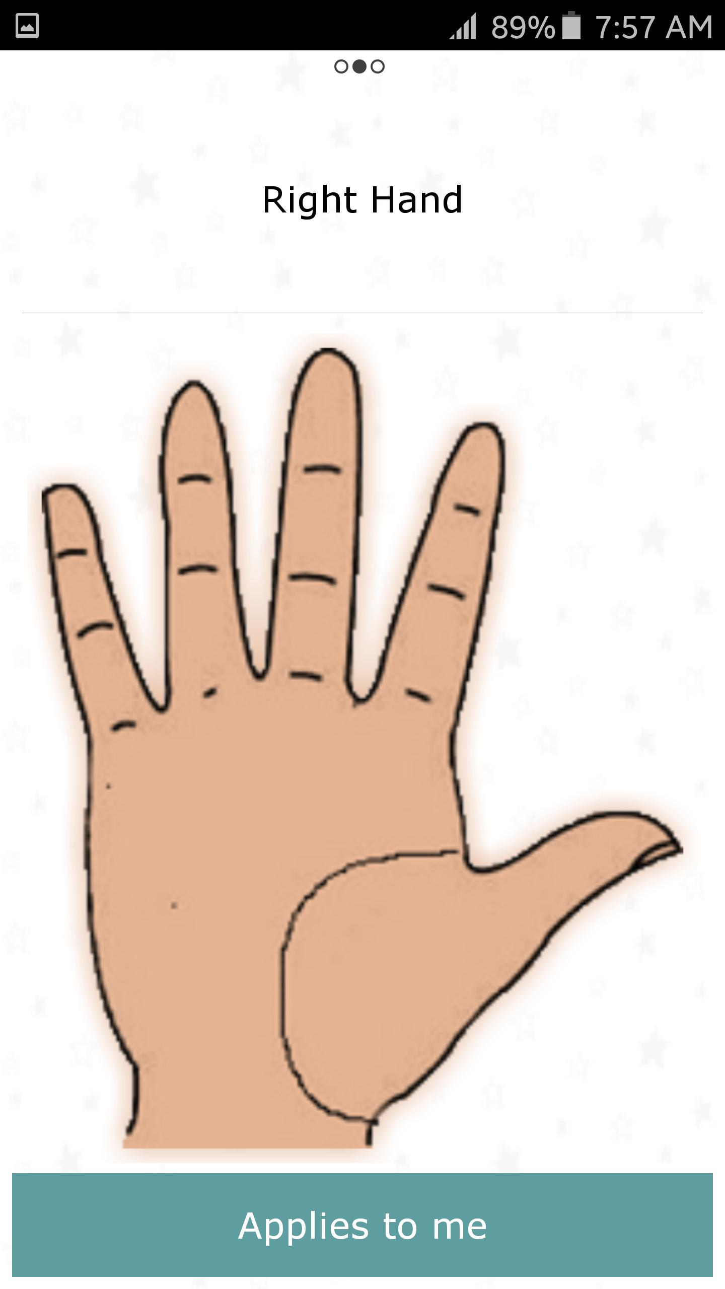 growing personal palm readings - HD1440×2560