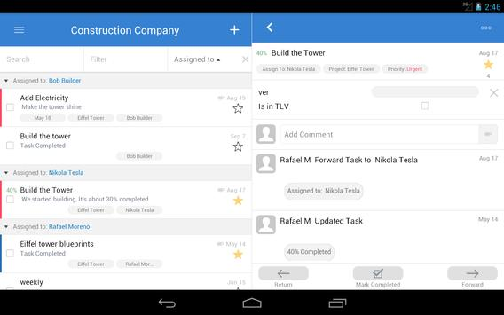 Team.Do - Simple and Efficient Project Management apk screenshot