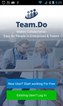 Team.Do - Simple and Efficient Project Management poster