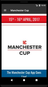 Manchester Cup poster