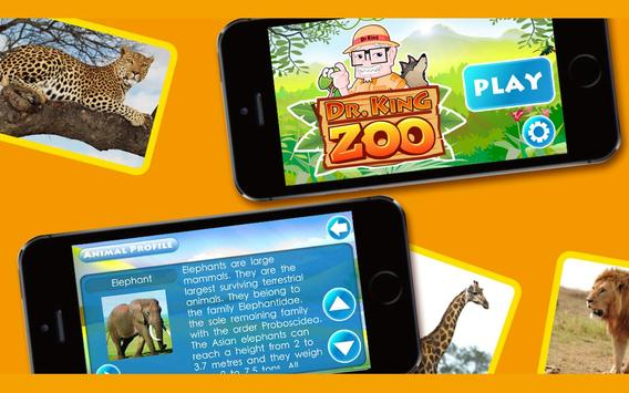 Dr. King Zoo screenshot 9