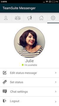 TeamSuite Messenger screenshot 4