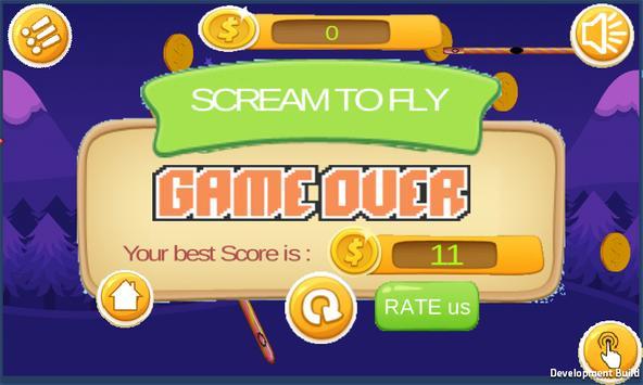 Screamy Bird apk screenshot