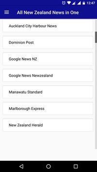 E-paper / News Papers of New Zealand in One App screenshot 1