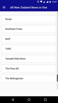 E-paper / News Papers of New Zealand in One App screenshot 2