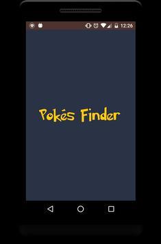 PokésFinder poster