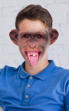 monkey face camera screenshot 4
