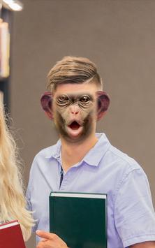 monkey face camera screenshot 8