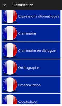 Learn French quickly 🇫🇷 screenshot 2