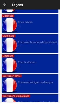 Learn French quickly 🇫🇷 screenshot 4