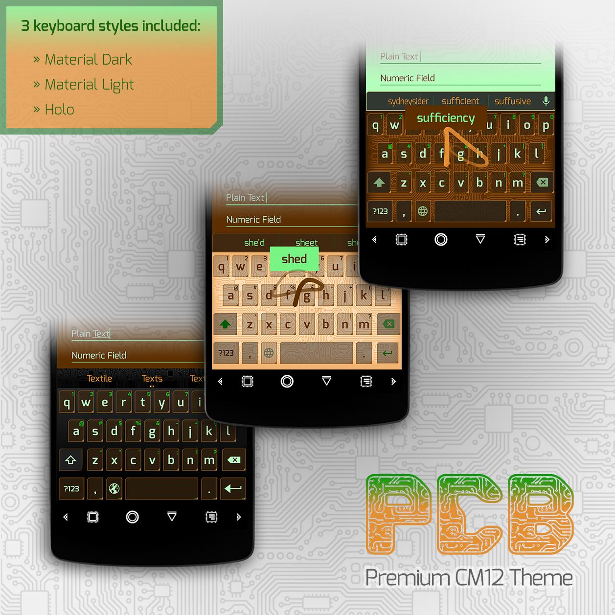 PCB Carrot ⁞ Free CM13 Theme for Android - APK Download