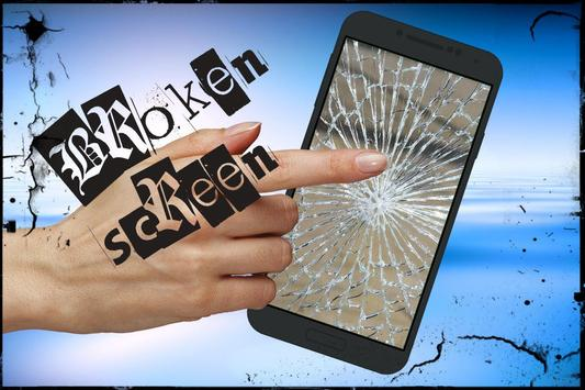 Broken Screen Joke apk screenshot