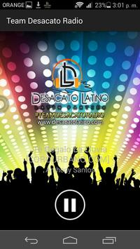 Team Desacato Radio apk screenshot