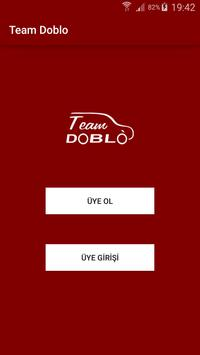 Team Doblo apk screenshot