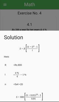 Inter-1 Math screenshot 4