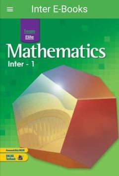 Inter-1 Math poster