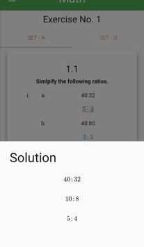 Inter-1 Math screenshot 3