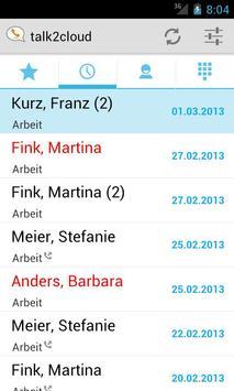 talk2cloud apk screenshot