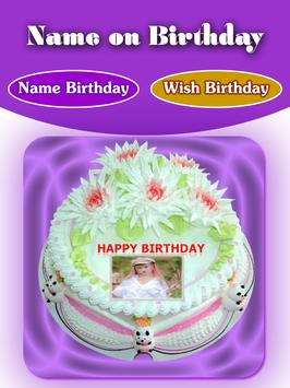 viết tên lên bánh sinh nhật apk screenshot