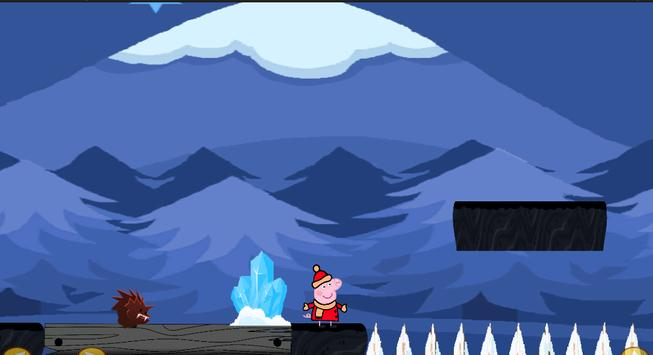 Peppa Pig Snowday screenshot 3