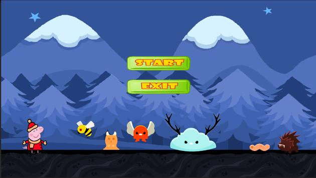 Peppa Pig Snowday screenshot 4