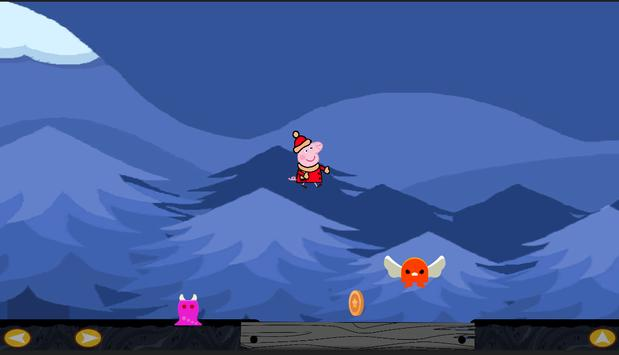 Peppa Pig Snowday screenshot 6