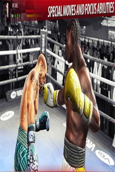 TG Guide for Real Boxing creed apk screenshot