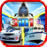 Police Force 3 in 1