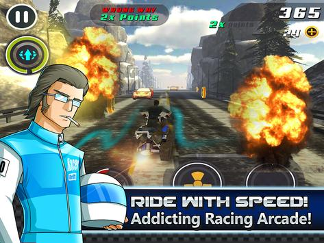 Drive Motor-Bike Race Champion screenshot 3