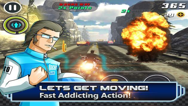 Drive Motor-Bike Race Champion screenshot 4