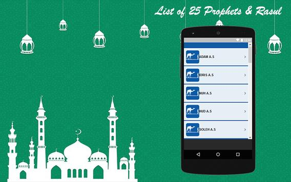 The Story of 25 Prophets and Rasul screenshot 4