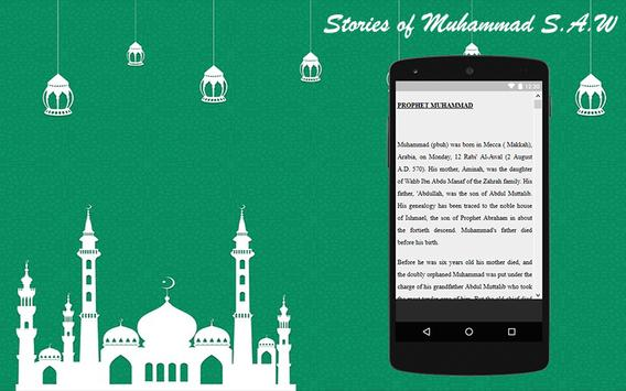 The Story of 25 Prophets and Rasul screenshot 3
