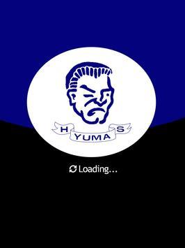 Yuma High School apk screenshot