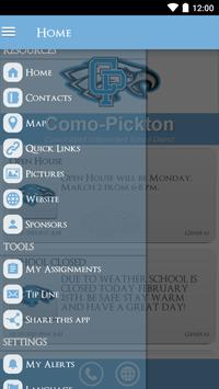 Como-Pickton CISD apk screenshot