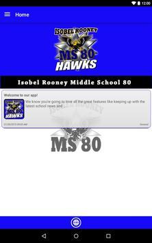 Isobel Rooney MS 80 screenshot 3
