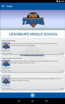 Lewisburg Middle School apk screenshot