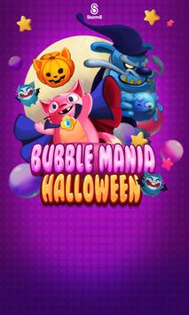 Bubble Mania: Halloween apk screenshot