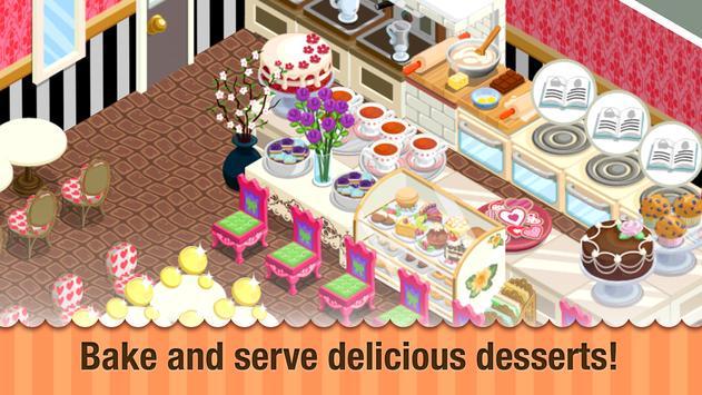 Bakery Story: Poet's Cafe screenshot 7